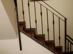 Aloisi daniele infissi in ferro e alluminio lavori eseguiti ringhiere per interni - Ringhiere per interni ...
